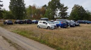 Istrehågan - Parkering 1